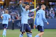 David Villa, New York City FC