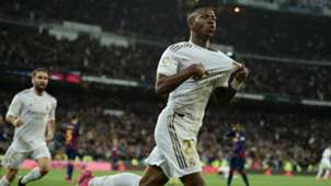 Vinicius Real Madrid Barcelona LaLiga