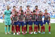 Atletico Madrid Real Sociedad LaLiga
