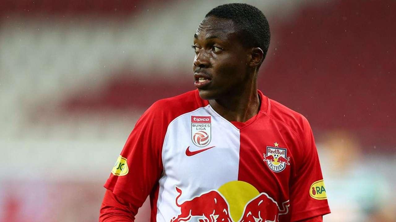 Enock Mwepu joins Brighton & Hove Albion.