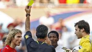 Republik Ceko vs. Ghana 2006