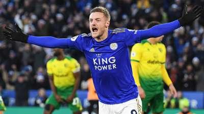 Jamie Vardy Leicester City 2019
