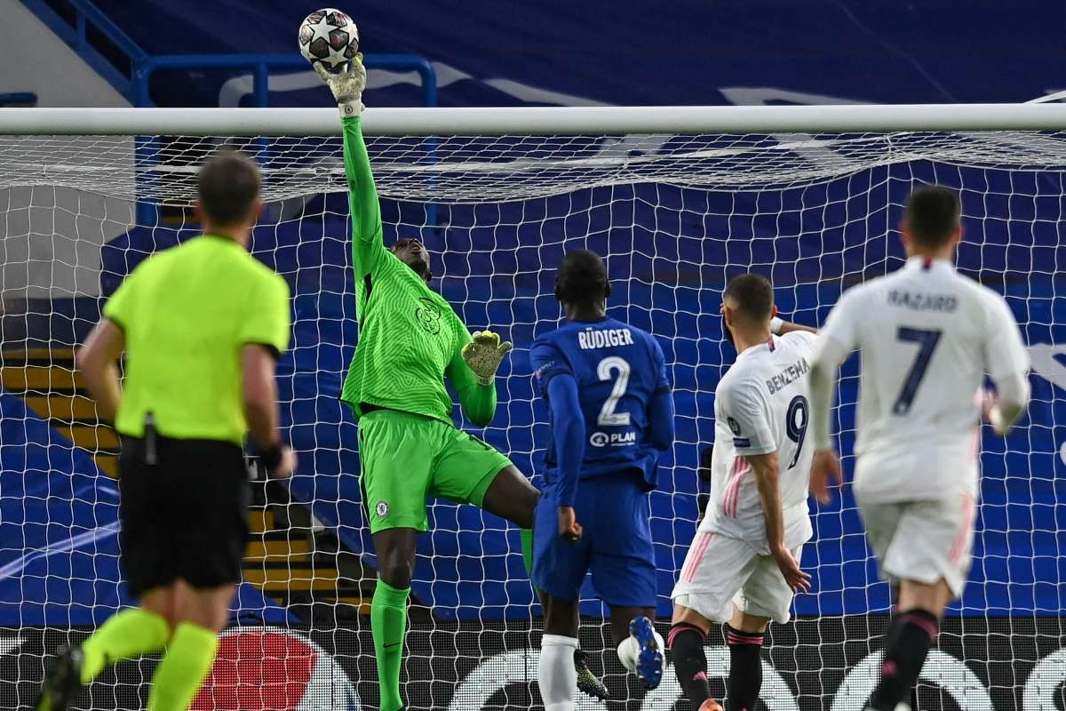 Mendy can save relationships' - Fans buzzing after Chelsea goalkeeper's  heroics against Real Madrid   Goal.com