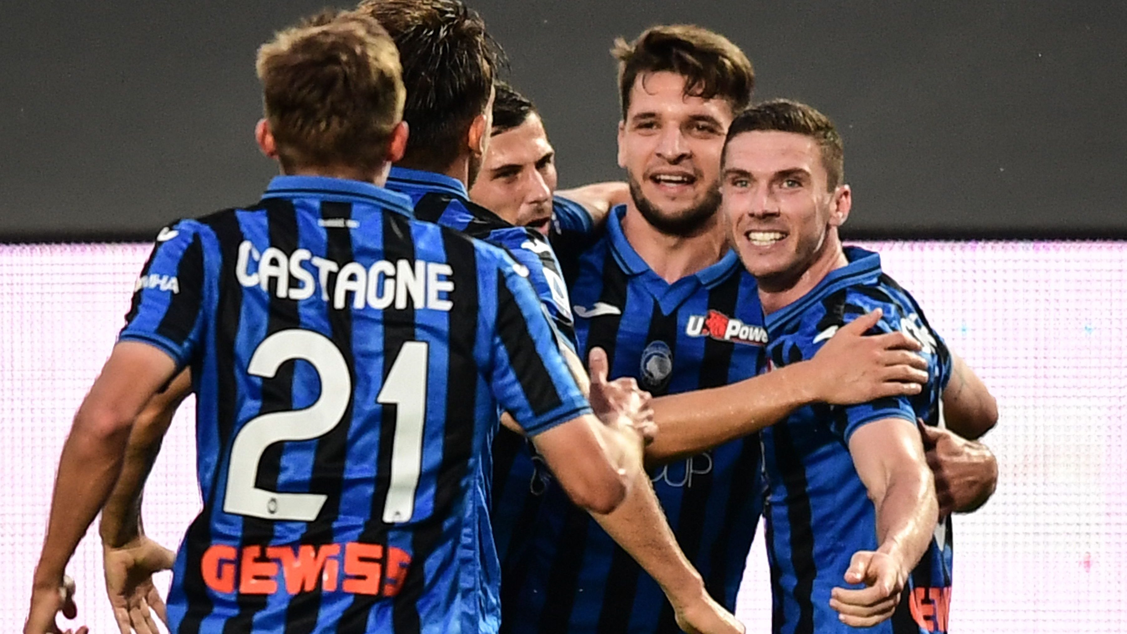 Atalanta desperate to prove they belong among the best in the Champions League