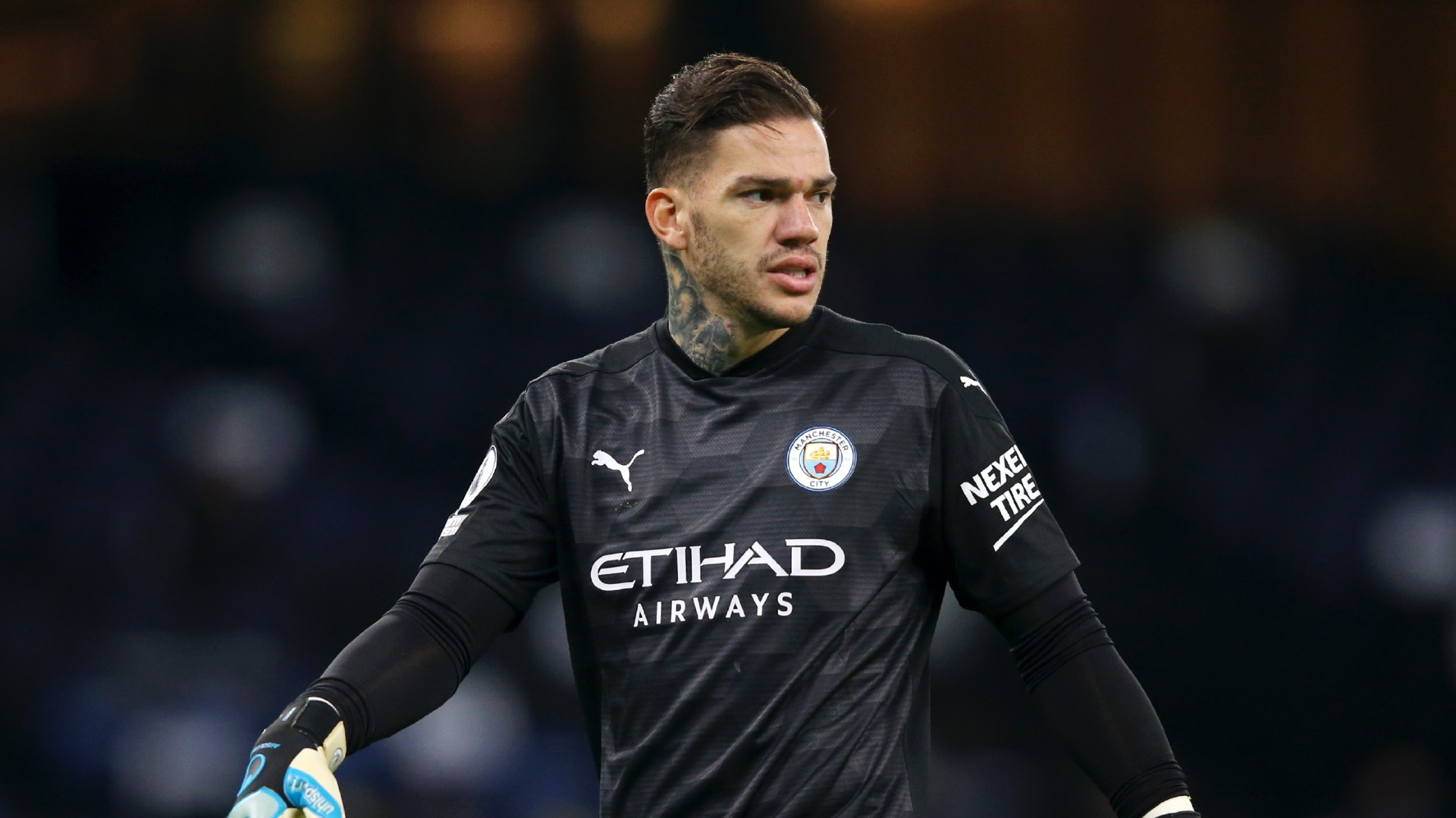 Guardiola: Ederson might be Manchester City's new penalty taker
