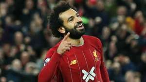 Mohamed Salah Liverpool 2019-20