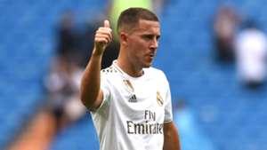 Eden Hazard Real Madrid vs Levante 2019-20