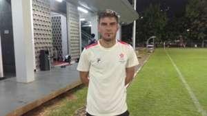 Jorge Tarres Paramo - Hongkong U-23