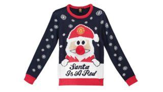 Man Utd Christmas Jumper