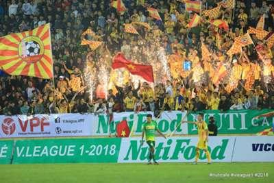 Nam Định XSKT Cần Thơ Vòng 1 V.League 2018