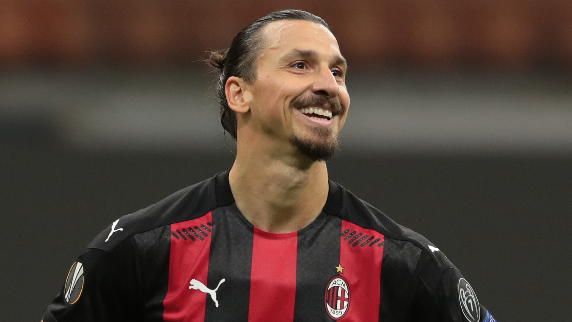 Ibrahimovic says he 'feels at home' with Milan as Gazidis gives contract extension update