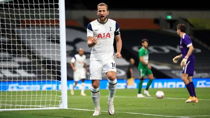 Kane Tottenham Spurs 2020-21
