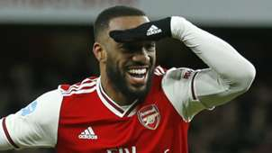 Alexandre Lacazette Arsenal Newcastle 16022020