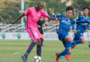 Hong Kong Premier League, Kitchee 6:0 won over Rangers.