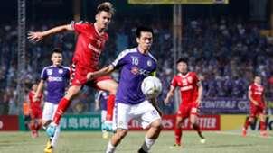 Nguyen Van Quyet vs Ho Tan Tai Ha Noi FC vs Binh Duong AFC Cup 2019 ASEAN Zone Finals