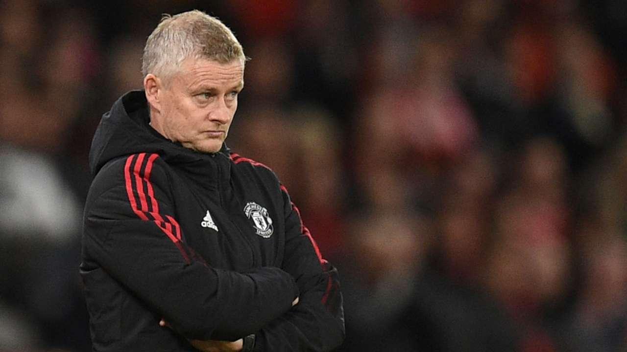 Ole Gunnar Solskjaer Manchester United 2021-22