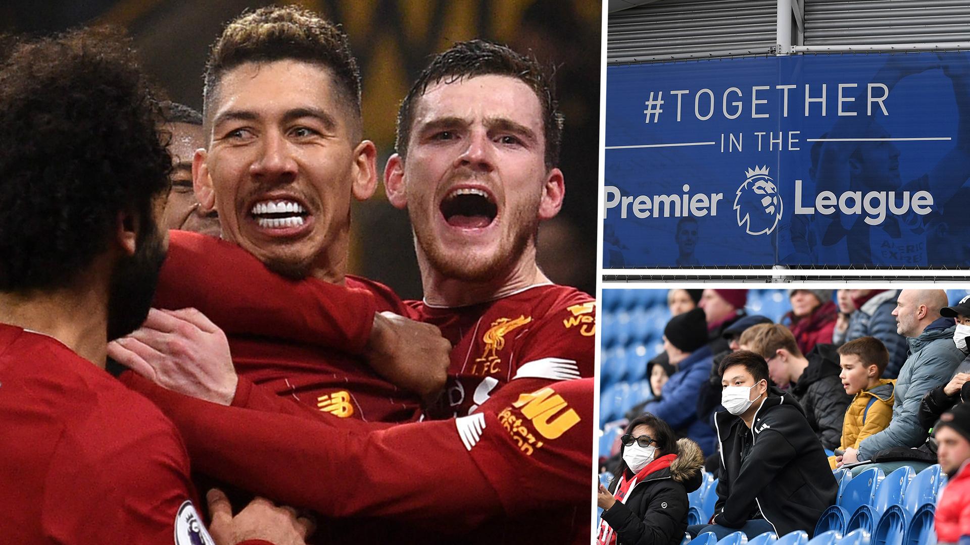 Premier League aiming for June 8 restart