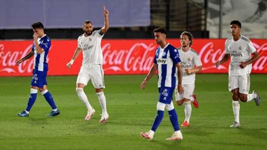 El resumen del Real Madrid vs. Alavés de LaLiga: vídeo, goles y estadísticas | Goal.com