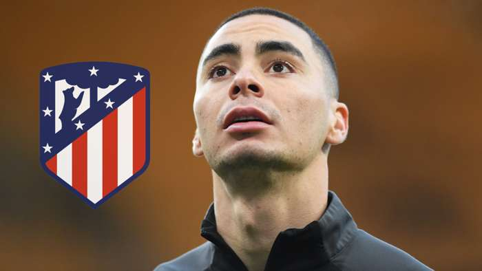 Miguel Almiron Newcastle 2020 Atletico Madrid