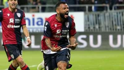 Joao Pedro Cagliari Sampdoria Serie A
