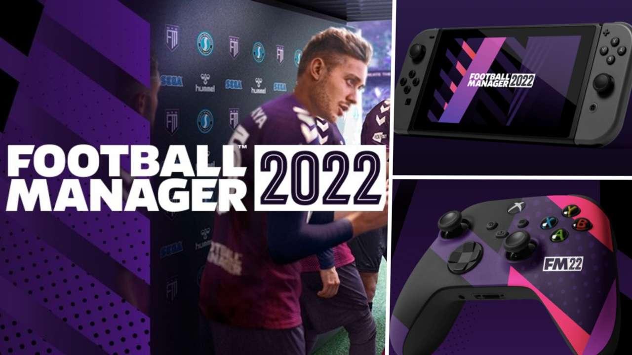 Football Manager 2022 hub