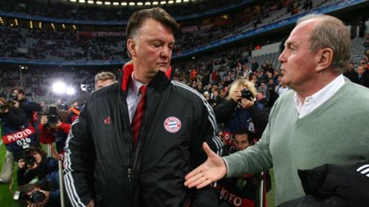 "Van Gaal: ""Amo Al Bayern, El United Es Un Club Comercial"