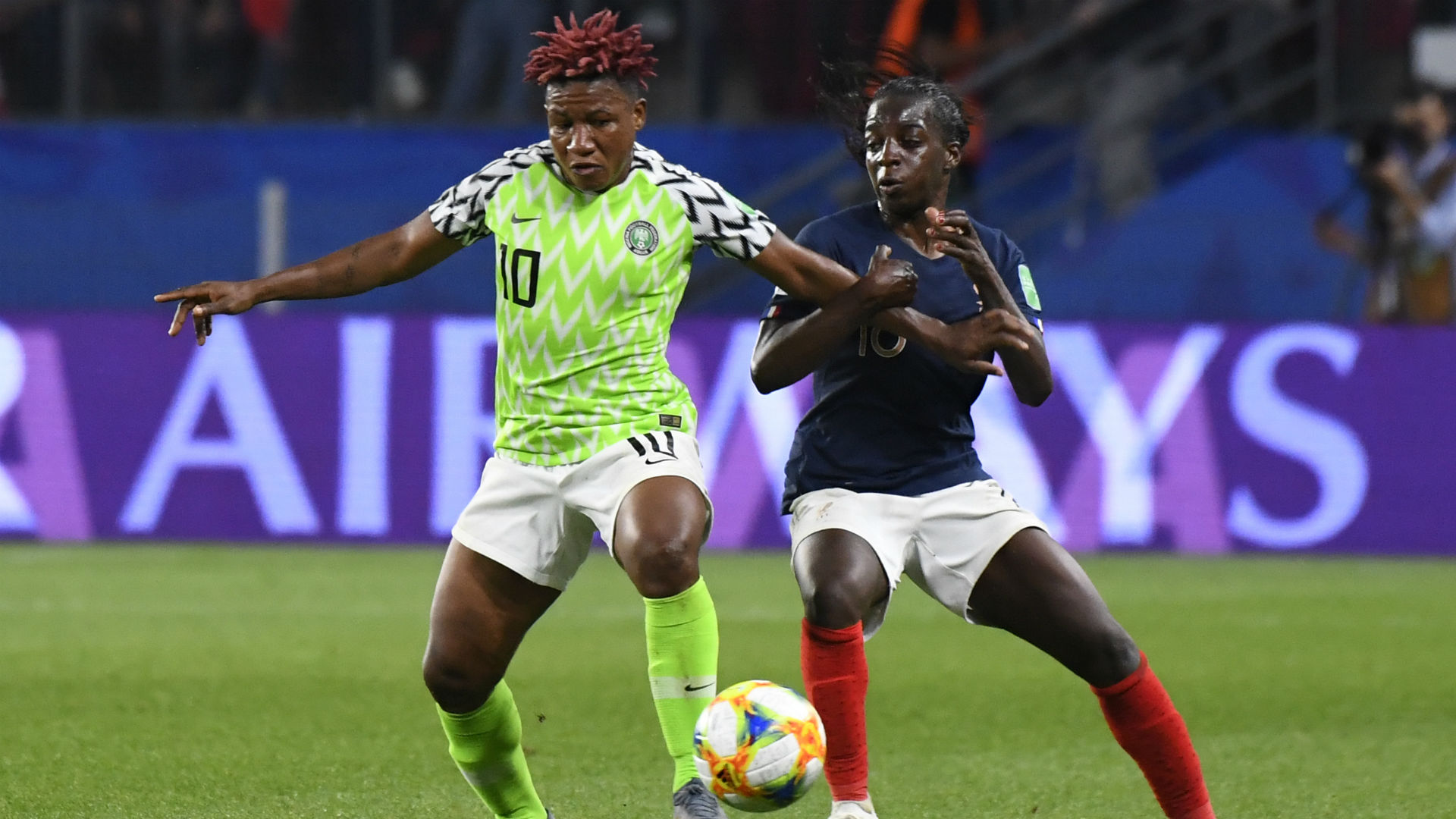 'Chikwelu is very complete technically and tactically' - Madrid coach Fernandez