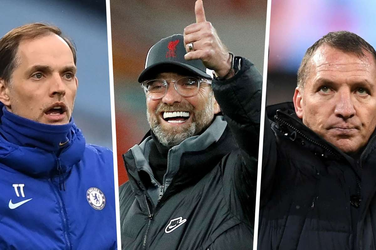 Premier League: Chelsea, Liverpool or Leicester City - Who will finish in  the top four? | Goal.com
