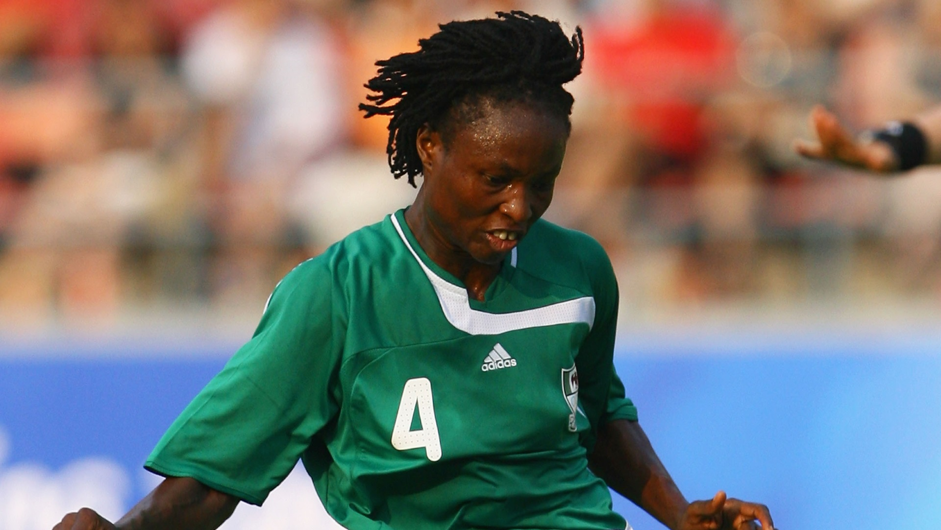 'Make and break the records girl' - Nkwocha backs Oshoala to surpass her African feat