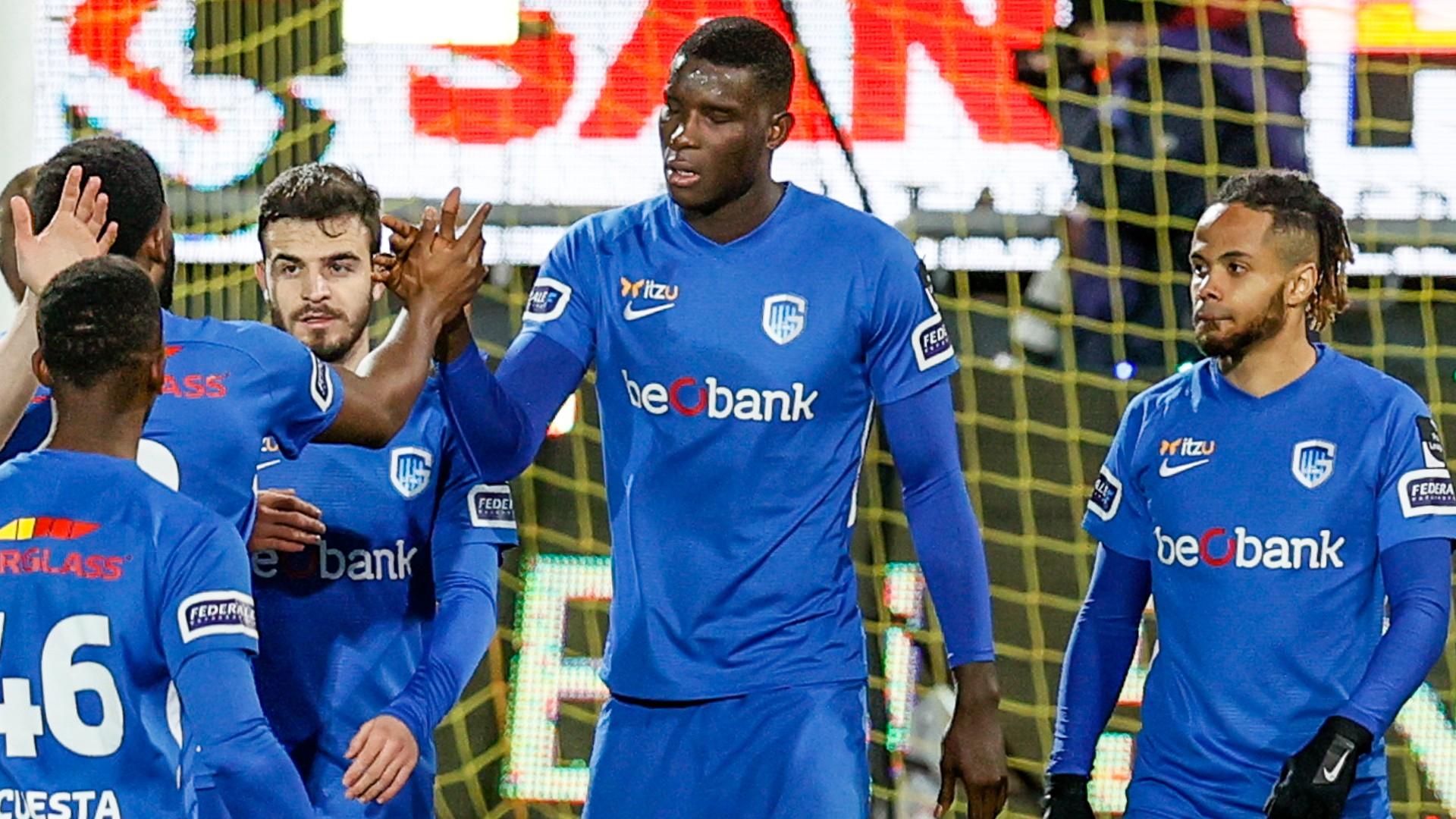 Onuachu and Dessers lead Genk past Nmecha's Anderlecht