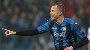 Josip Ilicic Atalanta Apollon Europa League