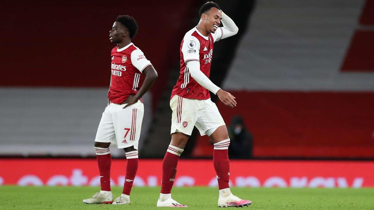 Gabriel Arsenal 2020-21
