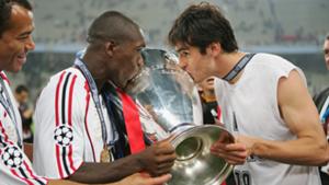 Milan 2007 Champions League winners