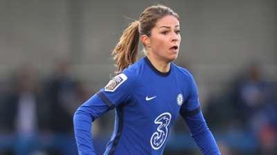 Melanie Leupolz Chelsea Women 2020-21