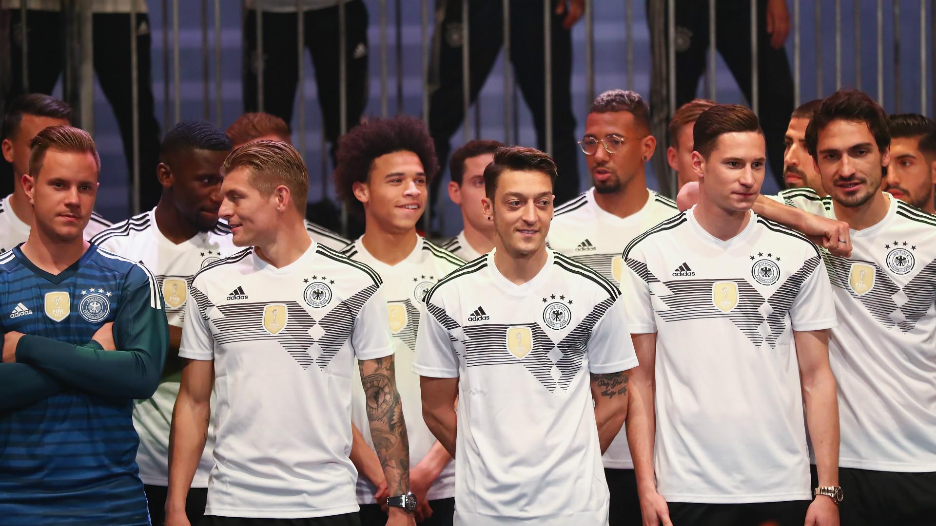 Germany new kit