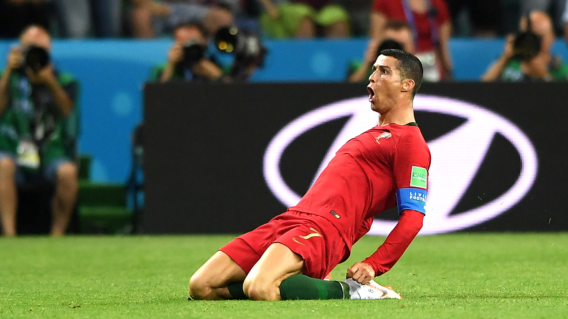 'Scored against the most number of opponents' – All the records that Cristiano Ronaldo holds in international football