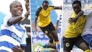 Posta Rangers release Kago, Osumba and Ingosti.