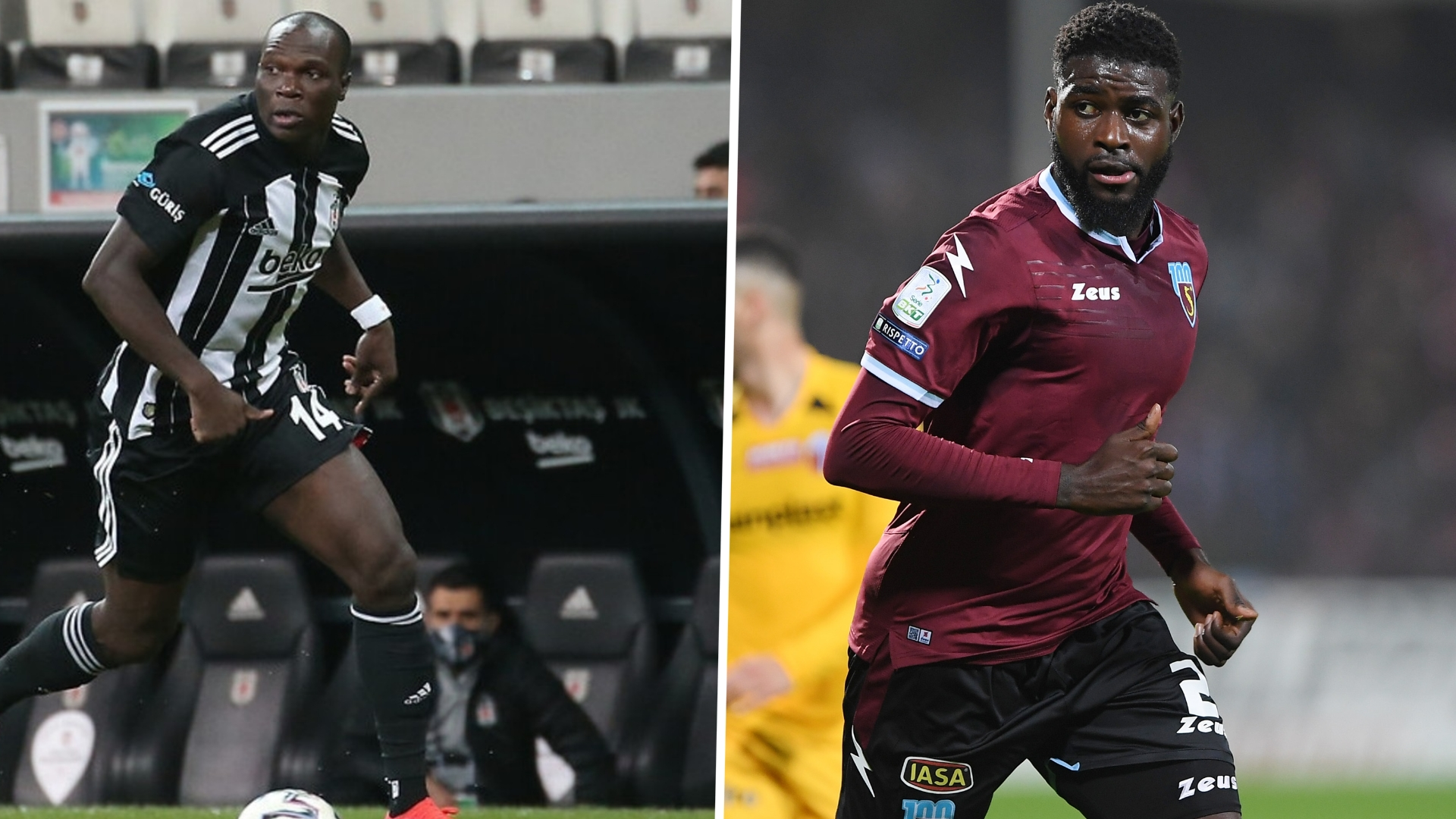 Aboubakar and Billong: Fecafoot and Cameroon coach Conceicao dismiss Super Lig match-fixing allegations