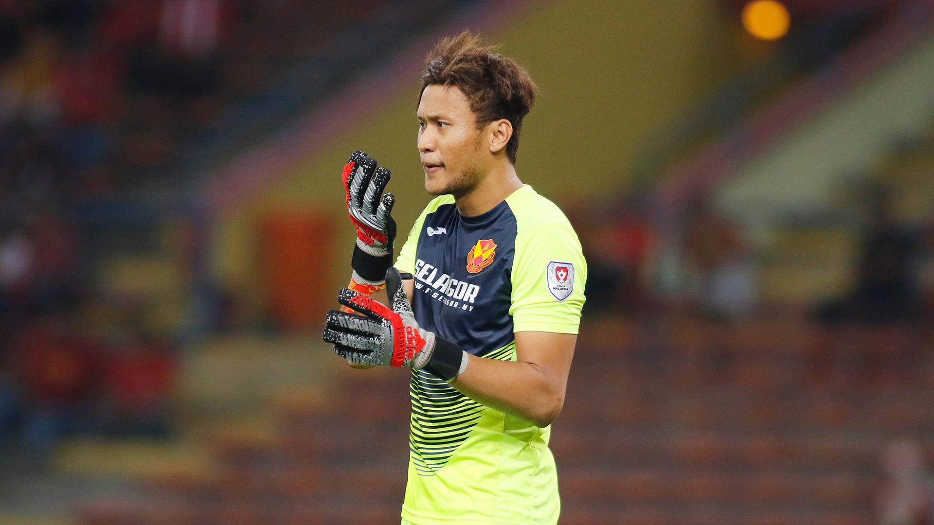 Khairulazhan Khalid, Selangor, Malaysia Cup, 14092019
