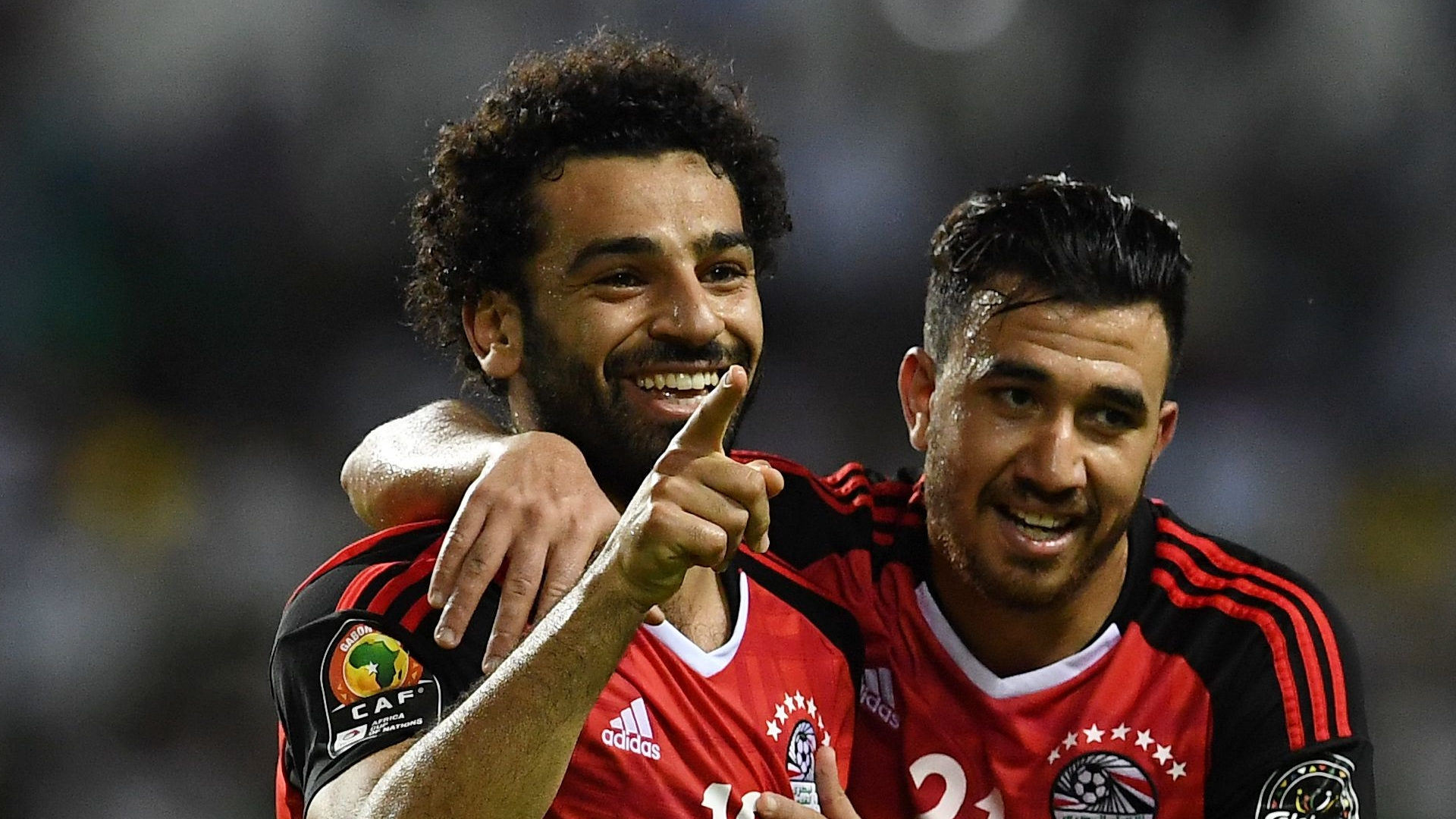 2022 World Cup Qualifiers: Liverpool's Salah & Arsenal's Elneny top Egypt squad for Angola and Gabon games