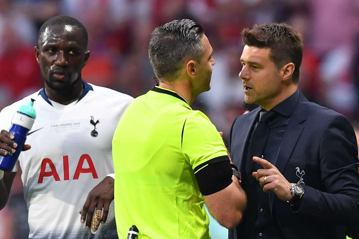 Explained Why Liverpool S Penalty Against Spurs In The