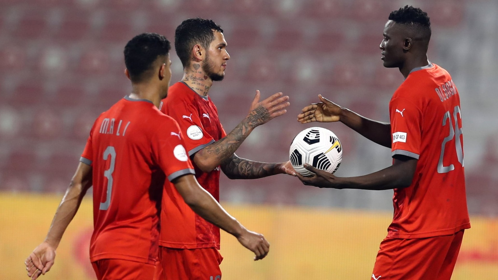 Olunga's Al-Duhail land Saudi Arabian, Iranian and Iraqi opponents in AFC Champions League draw
