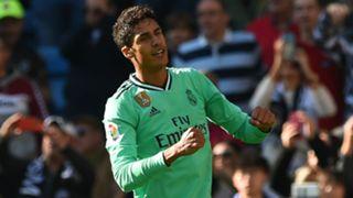 Raphael Varane Real Madrid 2019-20