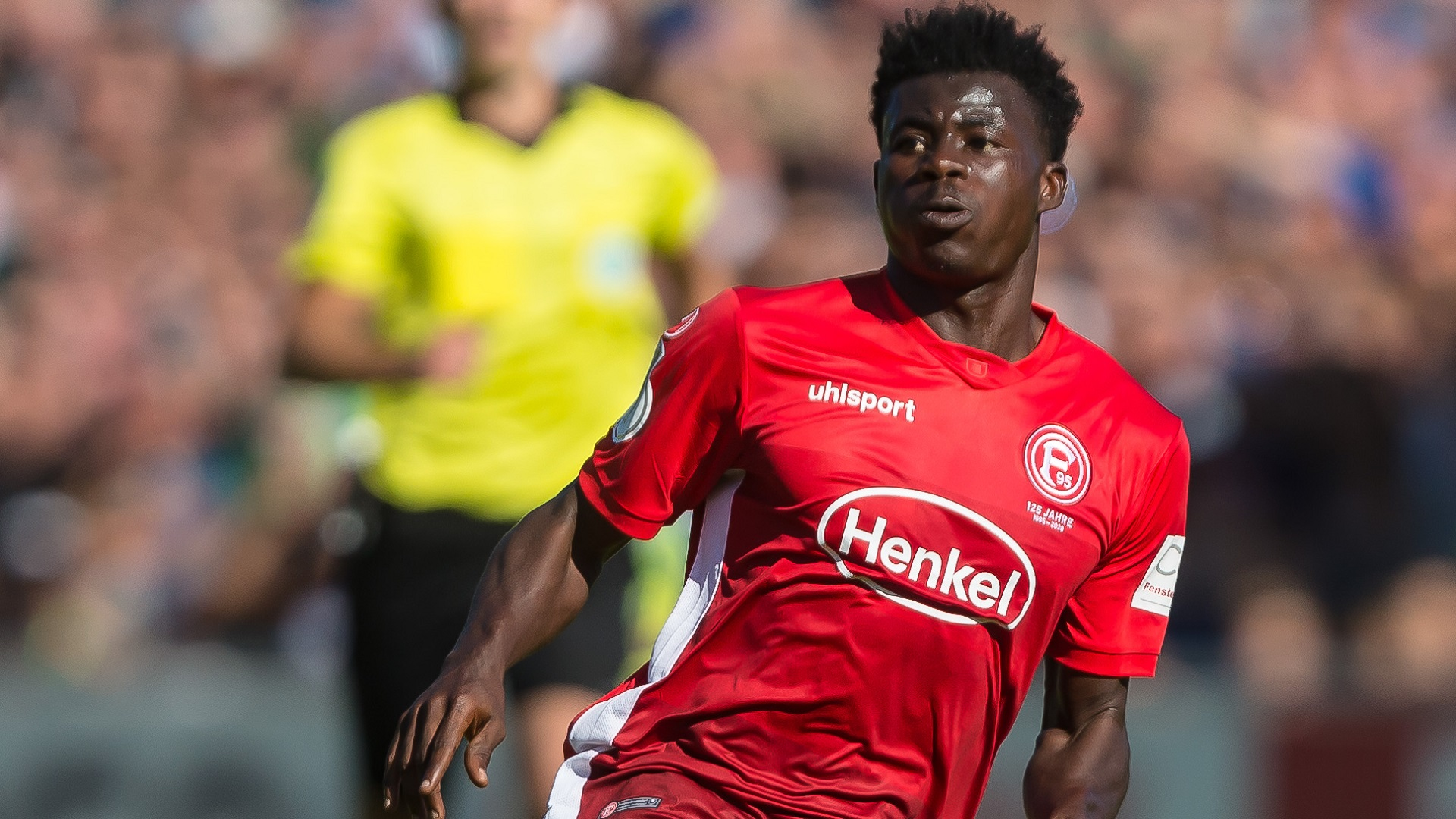 Kelvin Ofori: Paderborn sign Ghanaian youngster from Fortuna Dusseldorf