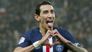 Angel Di Maria PSG Paris Saint-Germain 2019-20