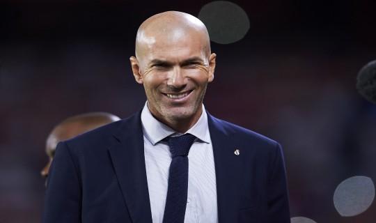 Real Madrid, Zidane content de ses troupes