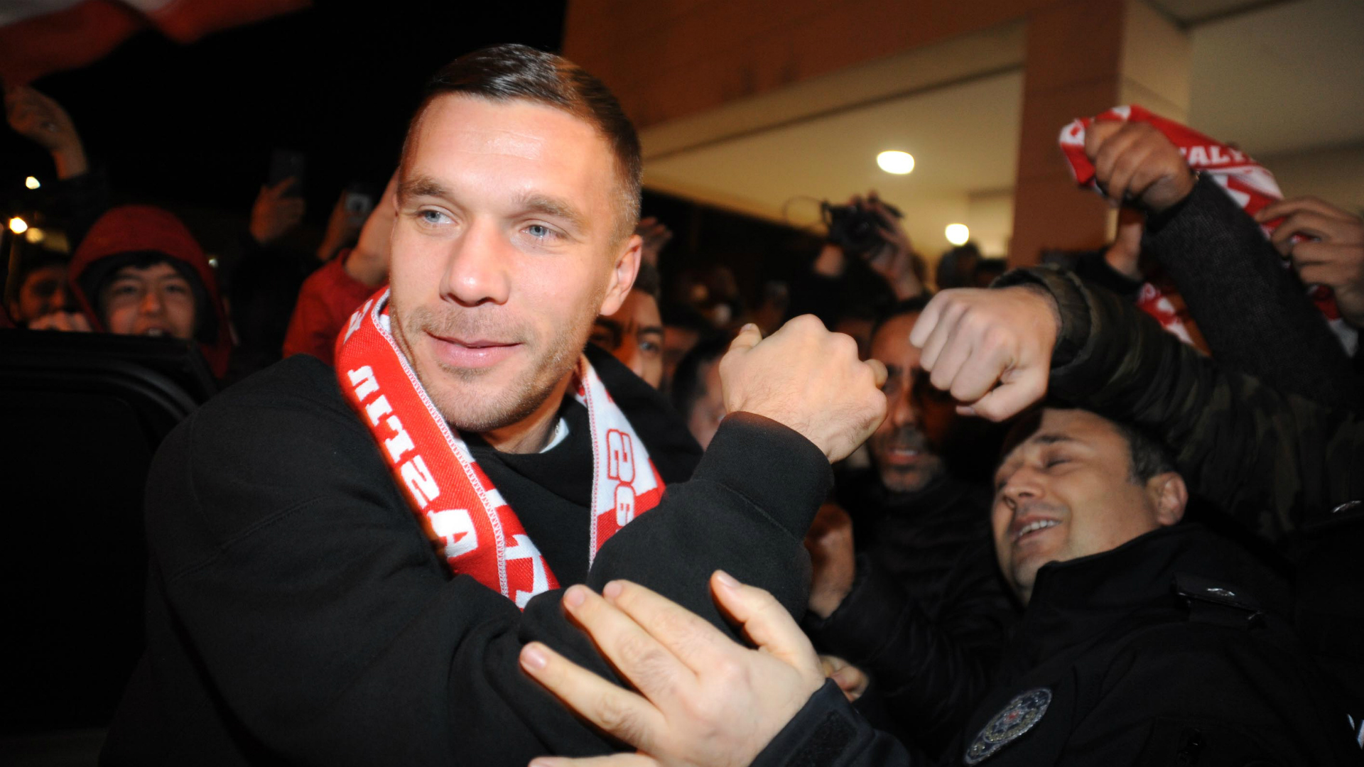 Podolski set for new destination, but it won't be to Malaysia