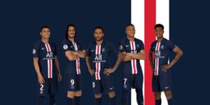 PSG jersey 2019