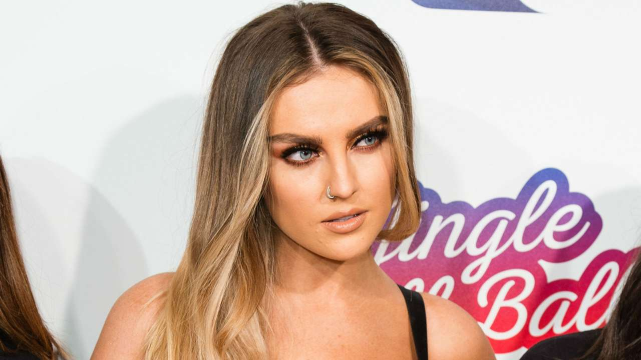 Perrie Edwards Little Mix 02122016