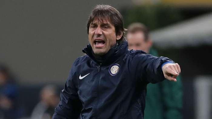 Antonio Conte Inter Ludogorets